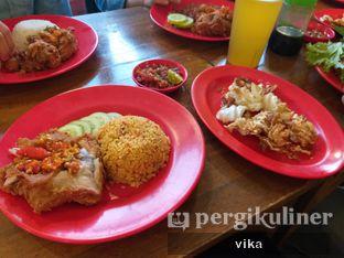 Foto 3 - Makanan di Sambal Khas Karmila oleh raafika nurf