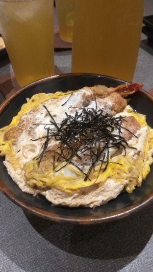 Foto 1 - Makanan(Seafood Katsudon (IDR 60k) ) di Zenbu oleh Renodaneswara @caesarinodswr