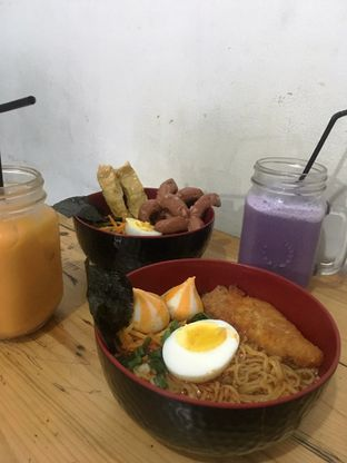Foto 10 - Makanan di Warung Jepang Mojo oleh Prido ZH