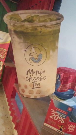 Foto review Manja Cheese Tea oleh Review Dika & Opik (@go2dika) 4