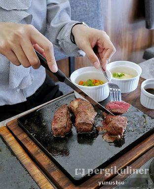 Foto 1 - Makanan di Steakmate oleh Yunus Biu | @makanbiarsenang