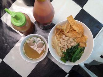 Foto Makanan di Mie Ayam Gamat