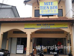 Foto review Mie Tien Sim oleh Tirta Lie 3