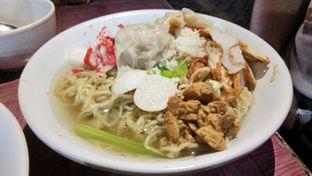 Foto 1 - Makanan(bakmi ayam) di Bakmi Kepiting Pontianak oleh Komentator Isenk