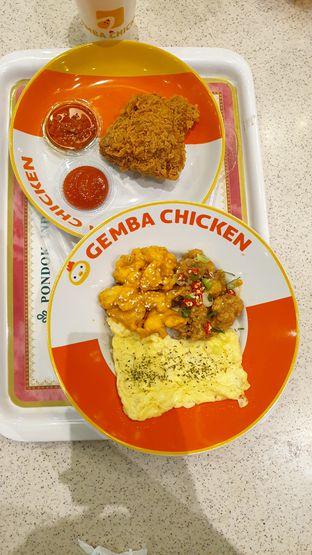 Foto review Gemba Chicken oleh Oemar ichsan 4