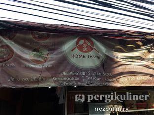 Foto 4 - Eksterior(Lokasi Depan HOME TASTE) di Home Taste oleh Ricz Culinary