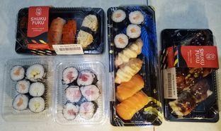 Foto - Makanan(sushi) di Shukufuku oleh maysfood journal.blogspot.com Maygreen