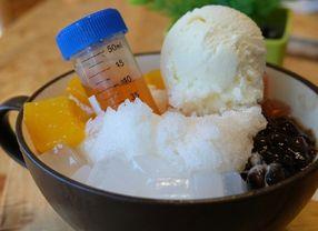 Beberapa Manfaat Makan Es Krim