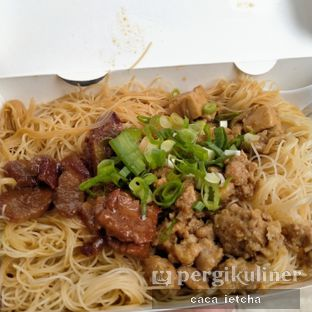 Foto 1 - Makanan di Bakmie Aloi oleh Marisa @marisa_stephanie