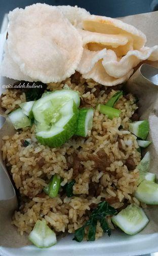 Foto 2 - Makanan(Nasi Goreng) di Bakmie Jamur Vegan Vegetarian 99 oleh Jenny (@cici.adek.kuliner)