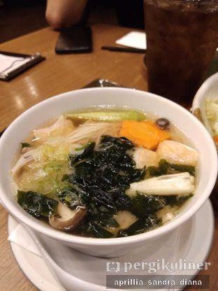 Foto 5 - Makanan(Salmon belly miso soup) di Miyagi oleh Diana Sandra