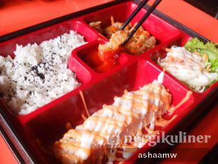 Foto 4 - Makanan(Chicken Katsu Te.ras Bento) di Surabi Teras oleh Asharee Widodo