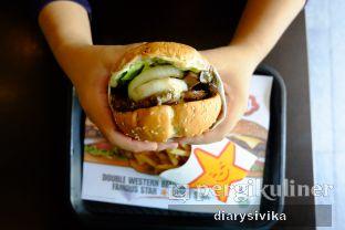 Foto 3 - Makanan(portabello mushroom) di Carl's Jr. oleh diarysivika