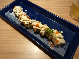 Foto 2 - Makanan(Katsu spicy cheese roll) di Ichiban Sushi oleh Ratu Aghnia