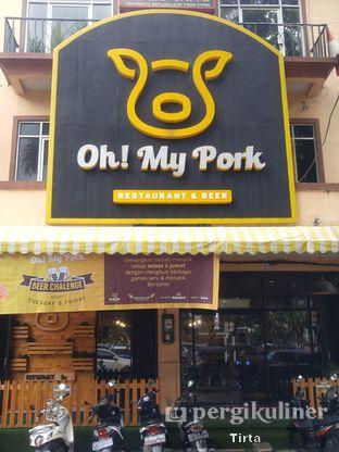 Foto 4 - Eksterior di Oh! My Pork oleh Tirta Lie