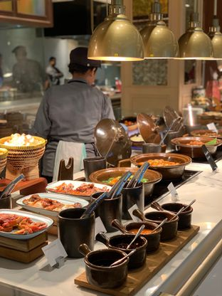 Foto review Sugar & Spice - Hotel InterContinental Jakarta Pondok Indah oleh Isabella Chandra 5