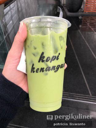 Foto - Makanan(thai green tea) di Kopi Kenangan oleh Patsyy