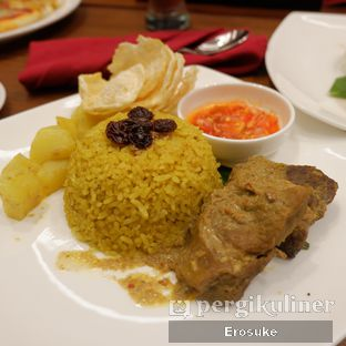 Foto 2 - Makanan di Cendana Lounge oleh Erosuke @_erosuke