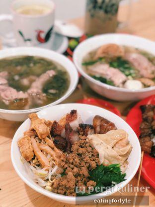 Foto 1 - Makanan(Bakmi Pangsit) di Bakmi Bintang Kalimantan oleh Fioo | @eatingforlyfe