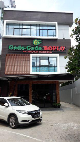 Foto review Gado - Gado Boplo oleh Andri  3