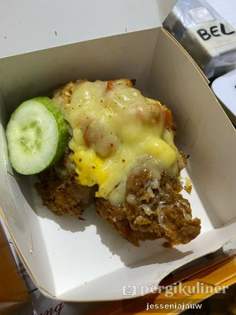 Foto Makanan di Geprek Bensu