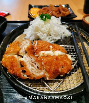 Foto 2 - Makanan di Kimukatsu oleh @makansamaoki
