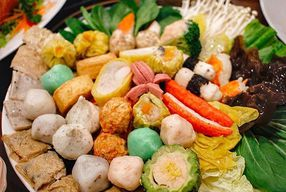 Foto Rainbow Kitchen