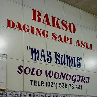 Foto 2 - Interior di Bakso Mas Kumis oleh iseng-kulineran.aja
