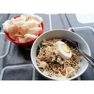 Foto - Makanan(Bubur Ayam) di Bubur Ayam Bandung Pajajaran oleh melisa_10
