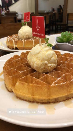 Foto review De Mandailing Cafe N Eatery oleh Stevie Lokito 1