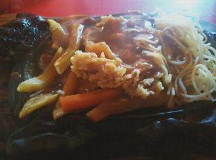 Foto 1 - Makanan(Beef Mix Spaghetti ) di Steak Bara N' Shake oleh Rachmat Kartono