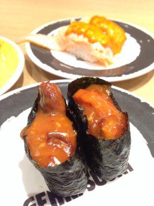 Foto 1 - Makanan di Genki Sushi oleh Rurie