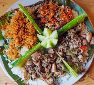 Foto Makanan di Ayam Jerit