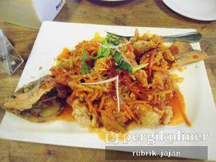 Foto 1 - Makanan(gurame asam manis) di Seafood City By Bandar Djakarta oleh ellien @rubrik_jajan