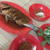 Foto Bubara Asam Manis di Ikan Bakar Seafood Genteng Besar