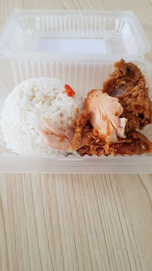 Foto review Ayam Geprek Ceu Mimin oleh Widya WeDe ||My Youtube: widya wede 7