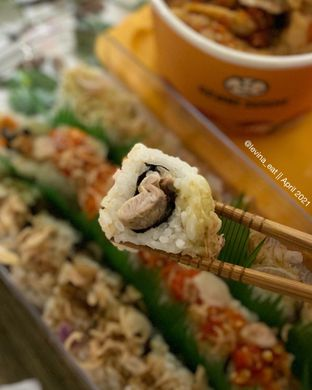 Foto review Genki Sushi oleh Levina JV (IG : @levina_eat & @levinajv) 6