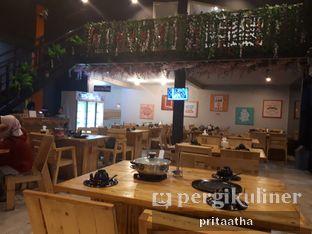 Foto 7 - Interior di Rahmawati Suki & Grill oleh Prita Hayuning Dias