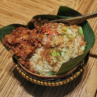 Foto 3 - Makanan(Nasi Bakul Alit Tongkol Asap) di Remboelan oleh fatty the foodist