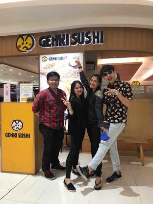 Foto 7 - Eksterior di Genki Sushi oleh @belfoodiary