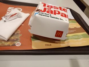 Foto 1 - Interior di McDonald's oleh Fuji Fufyu