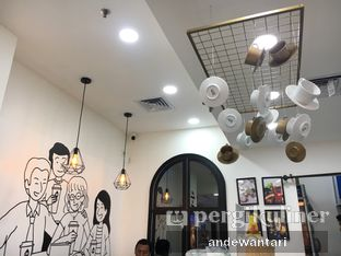 Foto 1 - Interior di In Tea Cafe oleh Annisa Nurul Dewantari