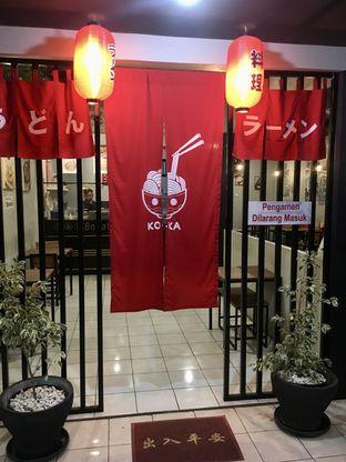 Foto 4 - Interior di Ko-Ka Resto oleh Prido ZH