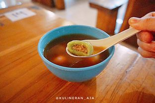 Foto 2 - Makanan di Wedang Ronde Burangrang oleh @kulineran_aja
