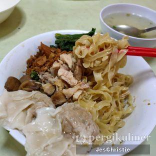 Foto 3 - Makanan(Bakmi Lebar Suikiaw) di Bakmi Gang Kelinci oleh JC Wen