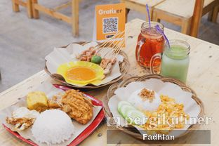 Foto review Ayam Gepuk Bu Ros oleh Muhammad Fadhlan (@jktfoodseeker) 3