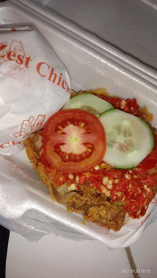Foto review Zest Fried Chicken oleh Cindy Anfa'u 2