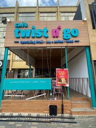 Foto 14 - Eksterior di Twist n Go oleh Levina JV (IG : @levina_eat & @levinajv)