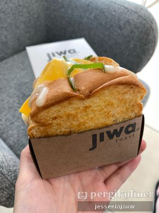 Foto 1 - Makanan di Jiwa Toast oleh Jessenia Jauw