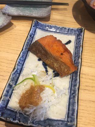 Foto 4 - Makanan(Salmon Teriyaki) di Sushi Hiro oleh San Der